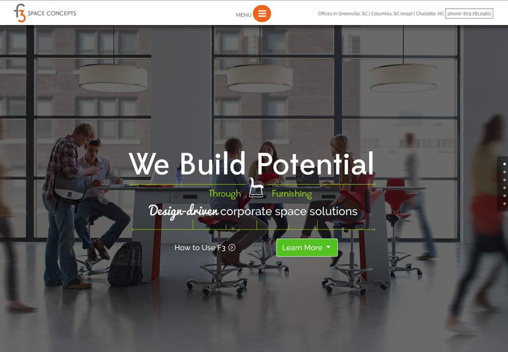 Business to Business web development