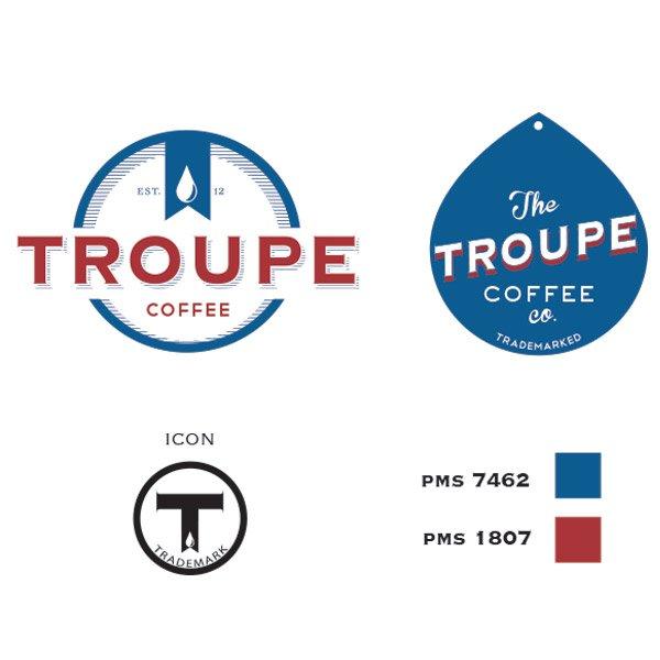 Corporate branding and design