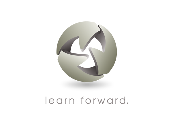 Corporate logo design - LearningLens