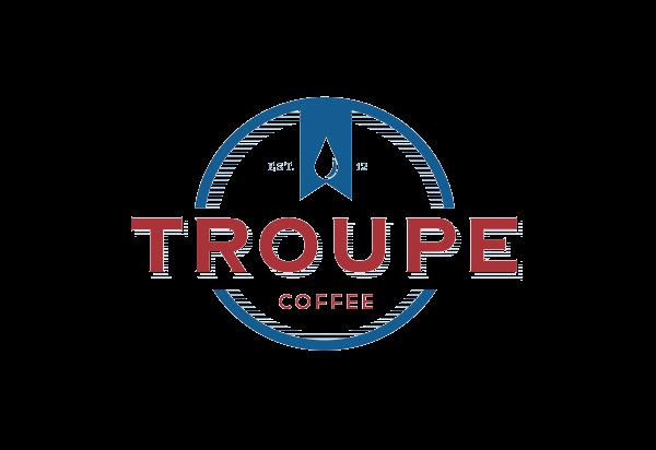 Coffee company branding and design