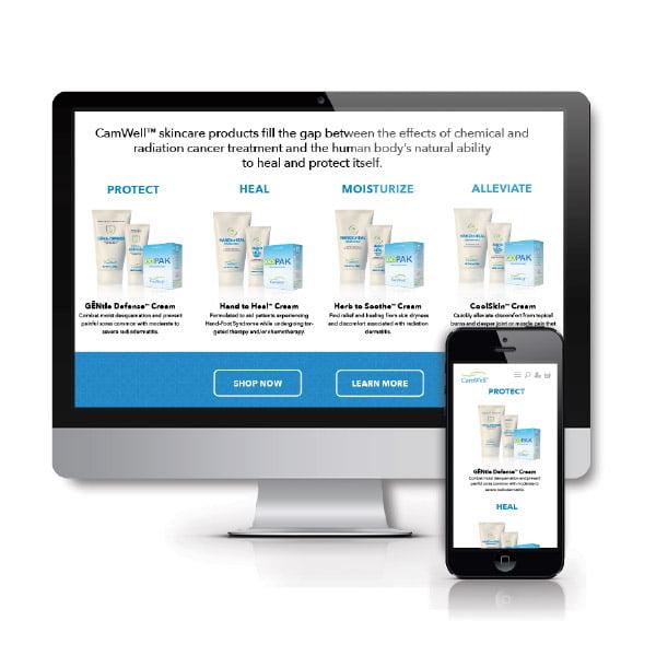 Responsive web site design and development