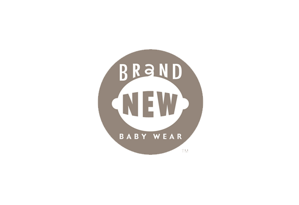 Apparel logo design - Brand New Baby wear
